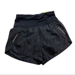 NWT black All in motion athletic shorts